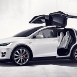 Tesla Model X launched: All electric SUV can reach 0-100kmph in 4.8 seconds