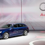 Frankfurt Motor Show Launches: Audi A4 g-tron