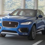 Frankfurt Motor Show Launches: Jaguar F-Pace