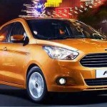 Ford Figo launched at 4.29 lakh