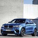BMW X5 M and X6 M to be launched on October 15th