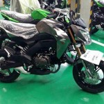 Kawasaki Z125 could debut on October 25