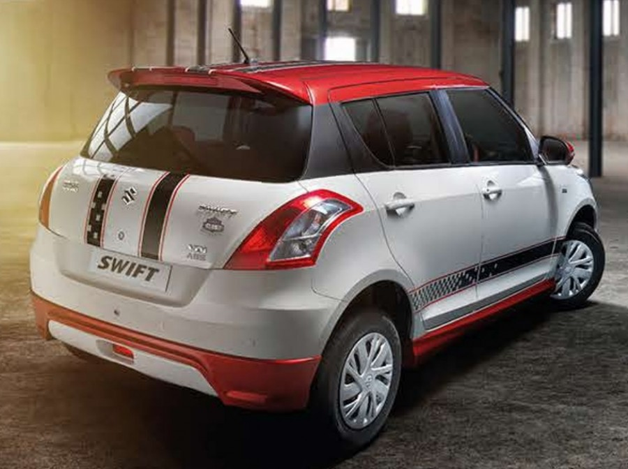 Maruti Swift Glory Edition rear
