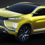 Mistsubishi eX concept to debut at Tokyo Motor Show