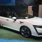 Tokyo Motor Show launches by Honda