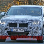 BMW X2 spied testing in Germany