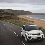 Range Rover Evoque capability test drive – Video of the Day