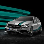 Mercedes AMG A45 special edition celebrates F1 victory