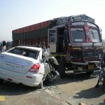 Government to cut down deaths in Road accidents by half