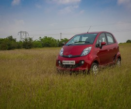 2015 Tata Nano Automatic Review