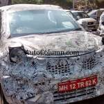 SCOOP : 2016 Tata Osprey Spied codenamed as 'X104'