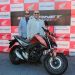 Honda CB Hornet 160R launched at INR 79,990