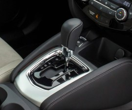 CVT gear stick called X-Tronic in Nissan