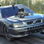 Insane Volvo with Nitrous Big Block – Video of the Day