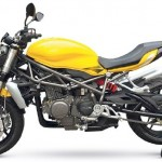 Benelli 750cc stripped Sportsbike Images leaked – Looks copy of Ducati Monster