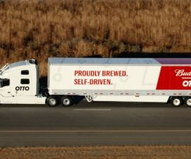 Proudly Brewed Self Driven