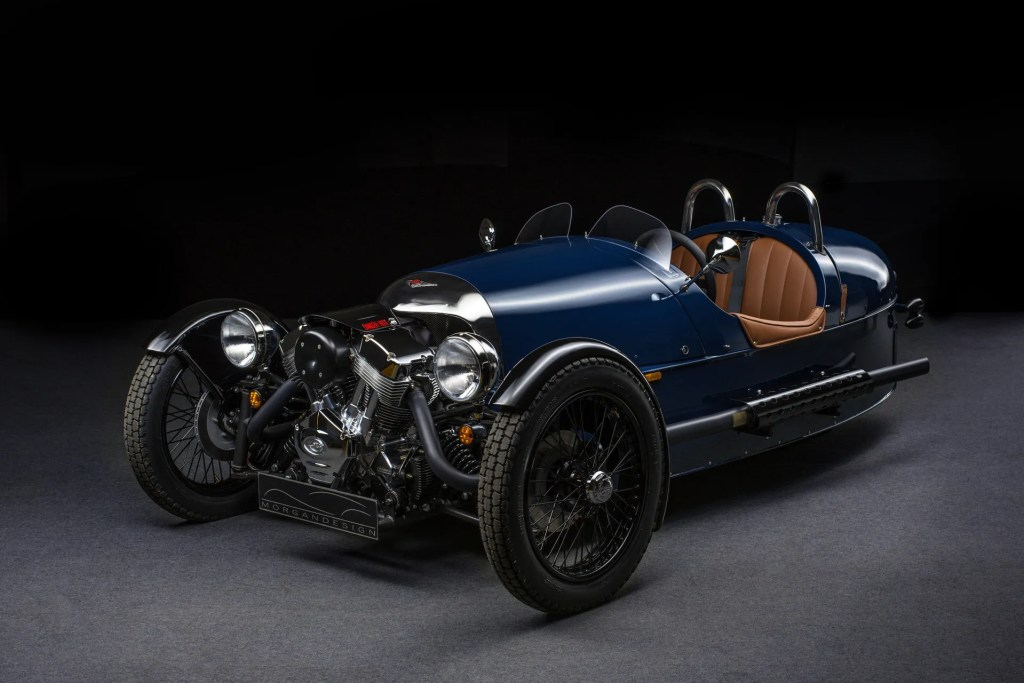 Morgan 3 wheeler. (SOURCE)