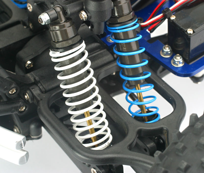 Soft pair of suspension springs.(SOURCE)