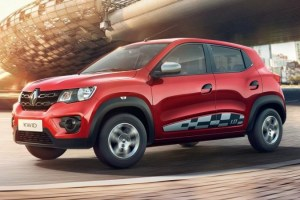 Renault Kwid AMT