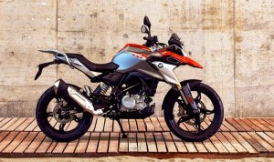 BMW G 310 GS Side view.(SOURCE)