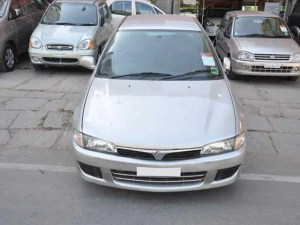 The Stock Mitsubishi Lancer.(SOURCE)