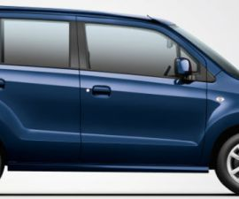 Side view Wagonr VXi+ (SOURCE)