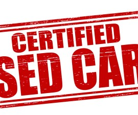Certified Cars