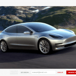 Tesla Model 3 Finally To Hit The Indian Market Soon !