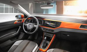 All new VW Polo Dashboard