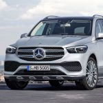 Everything will be new in 2018 Mercedes-Benz GLE