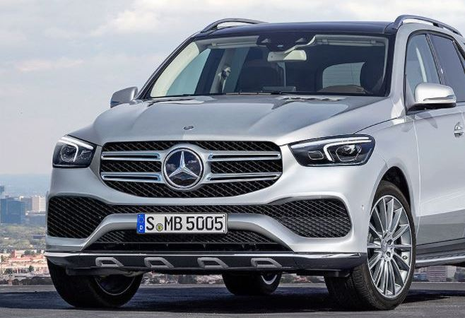New 2018 Mercedes Benz Gle Will Not Be A Typical M Class