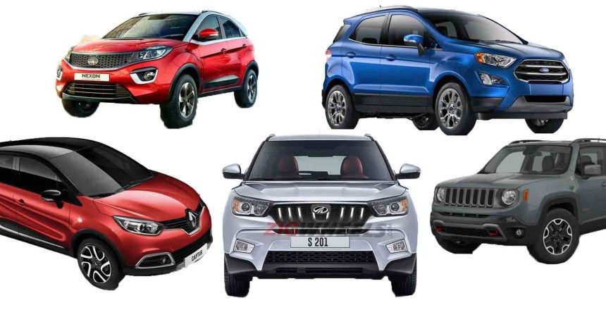 5 New Cars like Duster