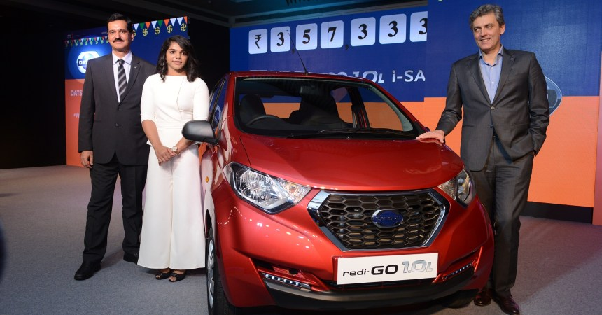 How Will The Datsun Redi Go Crash Test Results Be ...