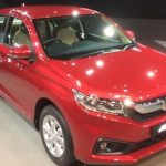 All-new 2018 Honda Amaze compact sedan unveiled at the Auto Expo
