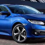All-new Honda Civic sedan to be launched in India this year as Toyota Corolla challenger