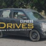 Next-gen Maruti WagonR tall-boy hatchback spied testing in India