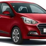 Hyundai Xcent electric compact sedan in the works for India