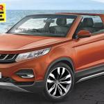 Mahindra TUV300-based convertible SUV coming to the 2018 Auto Expo