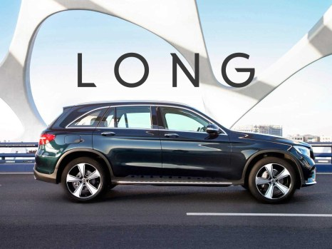 2019 Mercedes GLC L