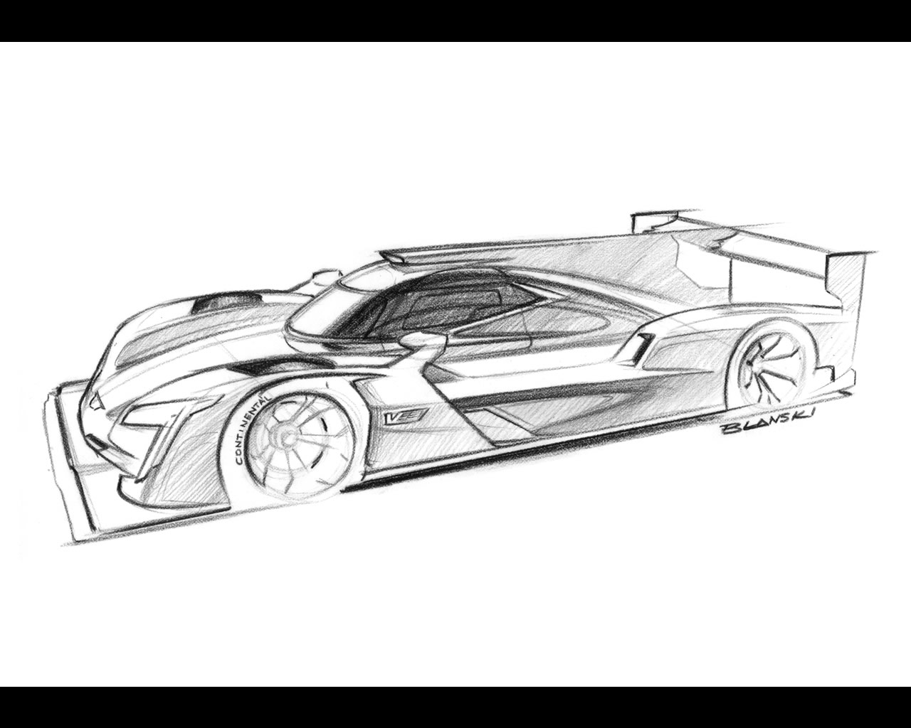 Cadillac Daytona Prototype International Dpi V R For