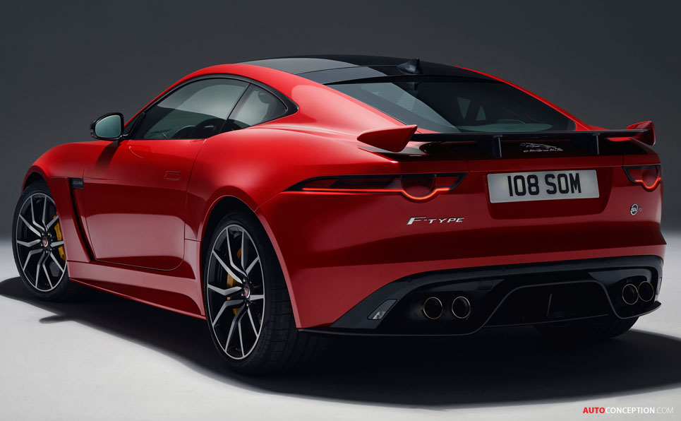 The controls seem almost ancient by today's standards,. Jaguar Reveals New Limited-Edition F-Type 400 Sport - AutoConception.com - AutoConception.com