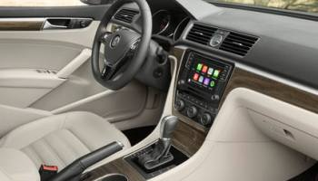 Volkswagen supports CarPlay, Android Auto & MirrorLink with