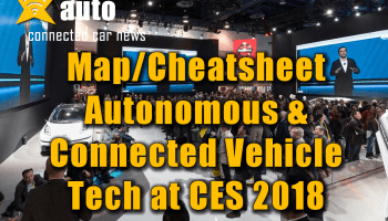 Ultimate Guide to Connected and Autonomous Car Tech at CES