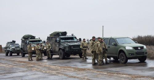 Новые внедорожники Богдан 2351 поступили в распоряжение десантников - Богдан