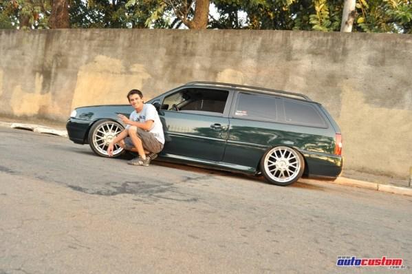 VW Parati Club 1997 de Bruno Correa