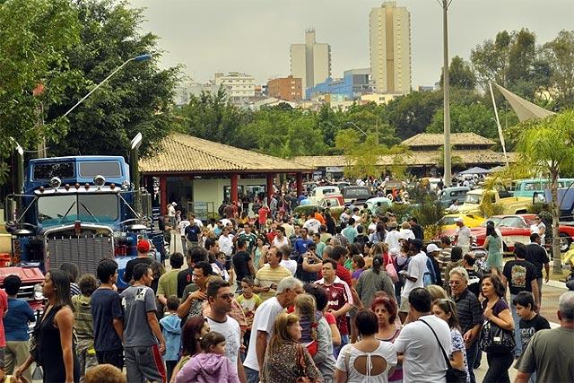 ABC Expocar 2010 em São Caetano do Sul