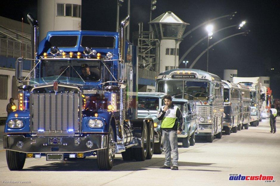 Noite dos Pesos Pesados 2011 no Autoshow Collection