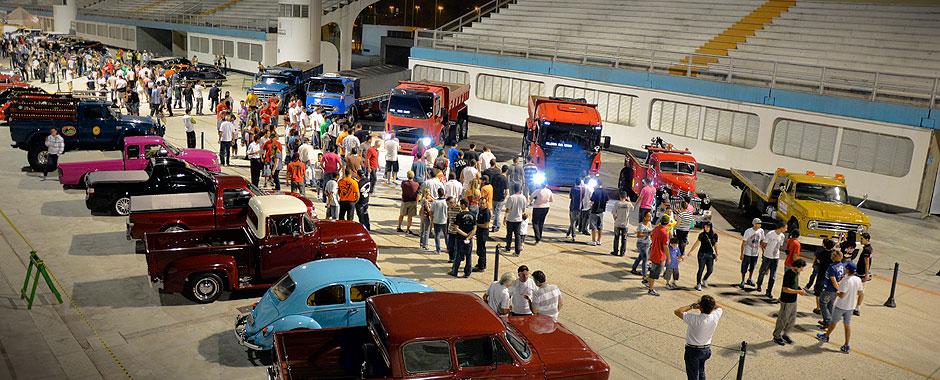 Noite dos Pesos Pesados 2012 Auto Show Collection