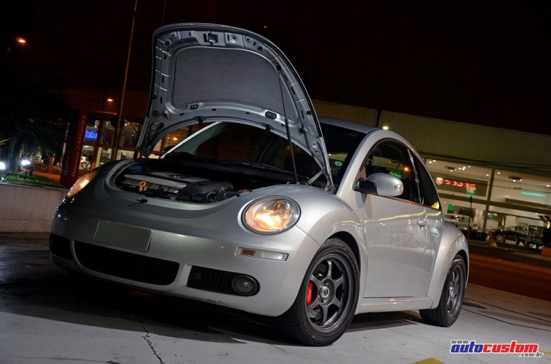 New Beetle 2008, V6 (200HP), 6 marchas, aro 16