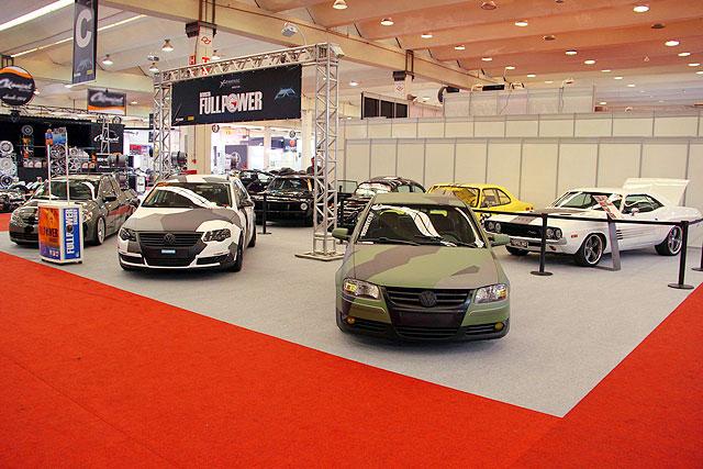 X-Treme Motorsports 2013 - Fotos Carros - Centro de Exposições Imigrantes